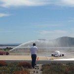 Benvinguda als passatgers del primer vol Amsterdam-Eivissa de la companyia Corendon. https://t.co/oMi7mM5H6L https://t.co/uZ3Yy1vPH6