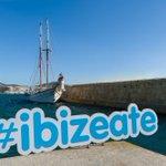¿Hay algo mejor que desembarcar en la isla de #Ibiza? #Ibizeate https://t.co/zGOu956fMu