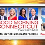 """Make your TV debut with GMCT! Shoot a video of you saying """"Good Morning Connecticut!"""" Post & submit w/ #WakeUpGMCT https://t.co/nm4g1D6ApO"""
