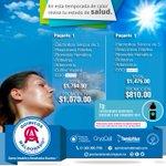 La promoción del mes aplica en todo el mes de Mayo y en todas las sucursales de Villahermosa #twittab https://t.co/5L0szl0Dd8