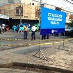 Otra zona recuperada, parte de calle Delgado, alcalde @nayibbukele informará sobre avances. https://t.co/l7g1rqAAhU