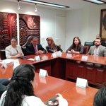 Inicia el acto protocolario de la firma del convenio de colaboración @uv_mx @ople_Ver https://t.co/MlS6hnXiQT