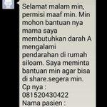Help  cc @KotaBalikpapan @DonorBpn @BalikpapanTL @PMI_Balikpapan @anakmudabpp @balikpapanku @info_balikpapan https://t.co/DJeP8xvxB0