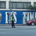 You know Los Angeles is feeling the been when you find @BernieSanders murals all over the city. #FeelTheBern https://t.co/snQ0Hae7jp