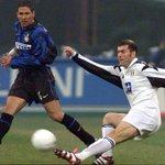 Cholo Simeone vs Zinedine Zidane en la final de la @ChampionsLeague Milan 2016, DERBY DE MADRID https://t.co/CnS0Xpfyeu