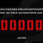 Mir stinkts! #Luftreinhaltung @aida_de @PrincessCruises #Hafengeburtstag #MirStinkts https://t.co/WOCBX3atIN https://t.co/txSos4wbaI