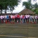 Capacitación en prevención incendios y uso de extintores al Centro de Atención Infantil Comunitario de #PozaRica https://t.co/l5ESLazAAs