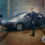 A Lyon always rides in luxury. The #LincolnMKX takes on FOXs #Empire. https://t.co/bKdHeGHWIe