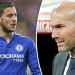 """Hazard à propos de Zidane: «Il était élégant quand il jouait, c'est le meilleur joueur de tous les temps"""" https://t.co/jRdQKzoaFH"""