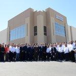 Hoy participé en la inauguración de la Planta Sellos Juárez de @CooperStandard https://t.co/MmGx2dlCXQ