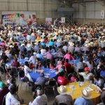 Gran ambiente de fiesta en Guadalupe Victoria con @AispuroDurango PAN-PRD https://t.co/K9wexeWZwz
