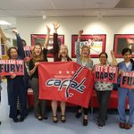 Were ready for tonights #CapsPens game! #RockTheRed @washcaps https://t.co/fqjI9u6etC