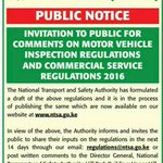 06:02 @KenyanTraffic KINDLY SHARE WIDELY AND LETS OPPOSE THIS MONEY LAUNDERING SCHEMES!!! https://t.co/uyDqRobi4H via @fnjoroge