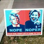 @StylishRentals This is my yard sign! #DROPOUTHILLARY https://t.co/UYr3TvrXSK