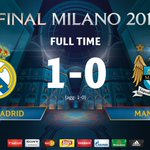 Thats it! Real Madrid are in the #UCLfinal... #UCL https://t.co/fzdZZarn7Z