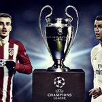 The UEFA Champions League Final Real Madrid v Atletico Madrid San Siro, Milan 28th May 2016 #UCL https://t.co/6fMON59saV