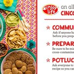 Feliz #CincoDeMayo! Be sure your #allergyfriendly celebration is a success with these tips. https://t.co/vTmZOkaaDU https://t.co/tzSJ8VQPfq