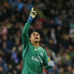 Keylor Navas en Ligue des Champions ???? 12 matches 11 clean sheets https://t.co/feZ7qNa7kj