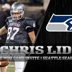 CONGRATS to former #GrizFootball P/K Chris Lider, who has been invited to a rookie mini camp with the @Seahawks! https://t.co/VxeWsDUfVG