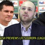 WATCH: .@Kristian_Walsh looks ahead to Liverpools Europa League semi-final with Villarreal: https://t.co/tGGTgZqNur https://t.co/gZUSKUEWMj