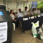 Alcaldía Sn Miguel instala Unidad Agricultura y Seguridad Alimentaria y entrega insumos proyecto asistencia p/sequía https://t.co/y976Lp78N1