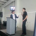 Doug Boles from @IMS introducing Stefan Wilson at #ConexionIndy https://t.co/BNzPtfmDbh