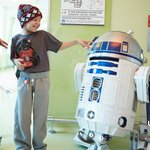 Happy #StarWarsDay from all the little warriors at our hospital! #MayThe4thBeWithYou https://t.co/3OzNSncl3n