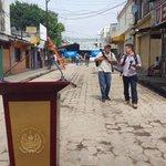 En minutos @nayibbukele dará detalles sobre plan de reordenamiento del centro y calles recuperadas. https://t.co/jQ6NPicBVG