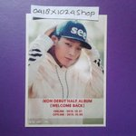 iKONICstagram: #iKONICstagram 0418x1024shop: Sell IKON Bobby Half Debut Album Postcard YG EShop 40k (lil damaged).… https://t.co/yCalq2HTmy