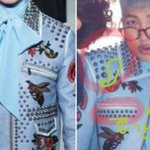 BTS members caught wearing fake Gucci? https://t.co/LFn03Wkf5B https://t.co/DmzgMzQefm