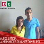 Alumna EDC @MikieHersan se suma al #nuevoproyecto con @EVillegasV @manuelherrera1 @GabrielMontes1 @CDE_PRI_Durango https://t.co/esMIL8FDmO