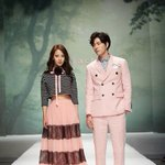 #SongJiHyo Walks Her First-Ever Fashion Runway With #HongJongHyun https://t.co/sY6psG05ov https://t.co/h7dhEtpsu4