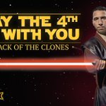 #MayThe4thBeWithYou Cylcone Fans!!! https://t.co/YY4lPMXEFI