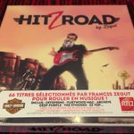 RT pour gagner le coffret #HitZRoad by Francis #Zegut ! (Tirage jeudi 9h) merci @AnthoMa ! ???????????? https://t.co/p4bKBuJEVr