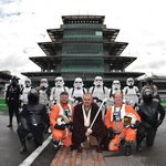 May the fourth be with you, Race Fans! See you in 25 days for the 100th Running of the #Indy500! https://t.co/RCstAU4u1g