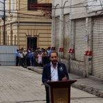 Un llamado al GOES nos acompañe y a @ANEPElSalvador invierta en rescate y vida del centro histórico @nayibbukele https://t.co/i6xSMf5xyp