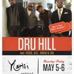 THIS Thu-Fri, @DruHill4Real putting it down in #Oakland. Need we say more? Tix moving fast! https://t.co/gk6RvYLEvc https://t.co/Fb9AOJWueS