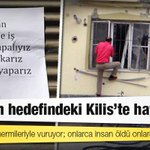 Roketlerin hedefindeki Kilis'te hayat durdu https://t.co/bGHpZ1j4E5 https://t.co/hZYvRw02U2