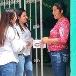 Un gusto recorrer casa a casa con mi amiga @SUGHEYTORRES4D candidata de #UnNuevoProyecto @EVillegasV @manuelherrera1 https://t.co/bBaJLERwq1