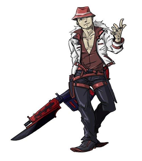 赤軍二年、一騎当千、長谷島大吾。得意武器は銃剣。行き当たりばったりのハイパーノー天気漢。「はぁーこりゃ思ったよりヤバいけ