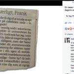 Det kan man da kalde et effektivt læserbrev. Kudos til testikel-beskytterne @FrankJensenKBH og @koebenhavner #dkpol https://t.co/C4PCXa2bui