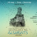 Join us after one of the most iconic sunset of Ibiza.#sunday @Elements After #Sunset #food #music #cocktails #ibiza https://t.co/mL9RbidQb1
