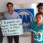 #Tabasco quiere respuestas, tuitea PAN Tabasco a EPN por #VisitaPresidencialTabasco https://t.co/cG2MkXp5e0 https://t.co/SaBnOqEpJ1