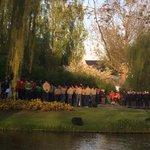 #dodenherdenking #Zoetermeer https://t.co/nLbyTzcnl6