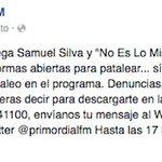 """Ya comienza """"No Es Lo Mismo"""" en la 97.9 #Rancagua Hoy """"Derecho a Pataleo"""", hasta las 17 horas https://t.co/6kbDsriKgE"""