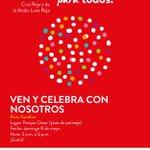 Si estas en ciudad de #Panama te invitamos a festejar y compartir junto a nosotros @IFRC_es @CruzRojaPanama @CICR_es https://t.co/VILx2ytX74