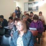 #Rancagua a esta hora se desarrolla Mesa de Trabajo área Mujer Sector Sur. Cc: @alcaldesoto @munirancagua https://t.co/CNGuKgYIPl