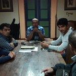 @ARTESANIASDEBOY @SecTICBoyaca  se reúne con el Alcalde Ráquira. Hablan de la recuperación de la Casa del Artesano. https://t.co/zCsM3ZWNgo