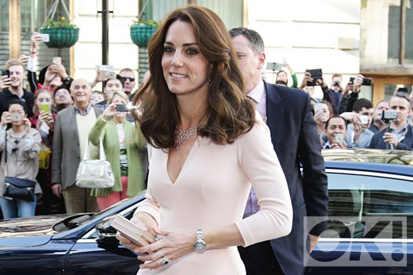 How amazing did Kate Middleton look during her National Portrait Gallery visit?