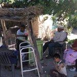 Gracias a la gente de Cuencame que nos recibe en su hogar #UnNuevoProyecto @EVillegasV @gerardo_vs @IsmaelG18760067 https://t.co/XJinTnLzvs